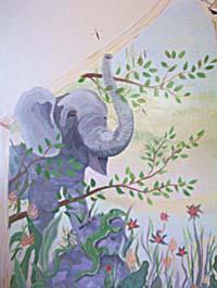 Murals for Nurseries