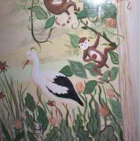 Babies murals