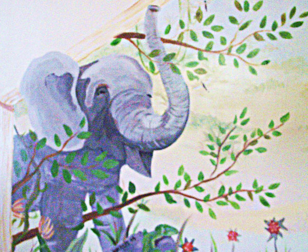 Childrens Murals